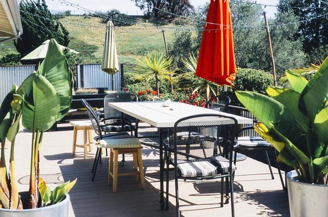 Id es diy pour cr er votre propre salon de jardin innover pour survivre - Creer son salon de jardin en palette ...