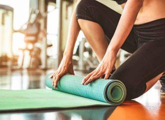 programme de musculation à la salle de sport