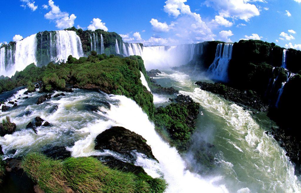 site naturel brésilien